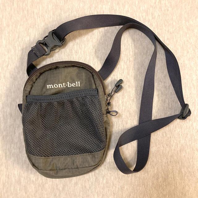 mont bell(モンベル)の【2/15までの出品】モンベル アタッチャブルポーチ スポーツ/アウトドアのアウトドア(登山用品)の商品写真