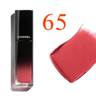 CHANEL - シャネル ルージュアリュールラック 65