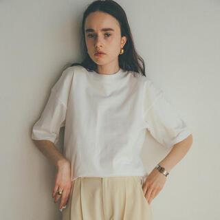CLANE クラネ UNEVEN T/S Tシャツ