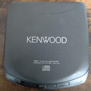 ケンウッド(KENWOOD)の❰☆動作品☆美品☆❱ ケンウッド CD PLAYER  DPC-161(ポータブルプレーヤー)