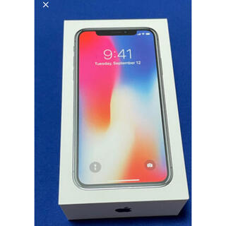 Apple - iPhone X 256GB SIMフリー 美品