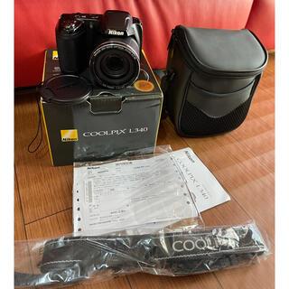 Nikon - NIKON coolpix L340