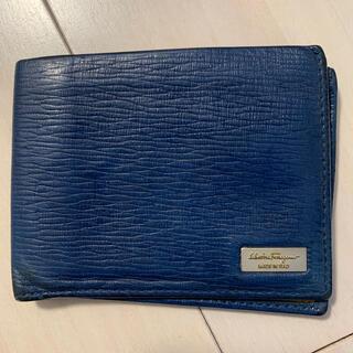 サルヴァトーレフェラガモ(Salvatore Ferragamo)の【フェラガモ】メンズ財布(折り財布)