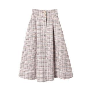 eimy istoire - eimy istoire ツィードスカート