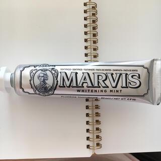 MARVIS - マービス ホワイトミント 1個 歯磨き粉