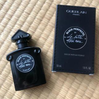 GUERLAIN - ゲラン ラプティットローブノワールブラックパーフェクト