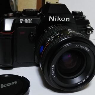 Nikon - ♥️16  ニコン Nikon F-301 ボディ 35~70㎜フイルムカ