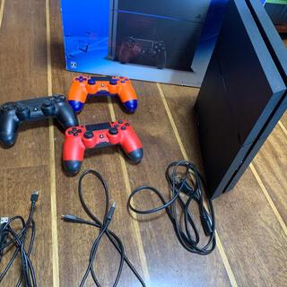 PlayStation4 - PlayStation4  プレステ4 500GB ブラック 本体