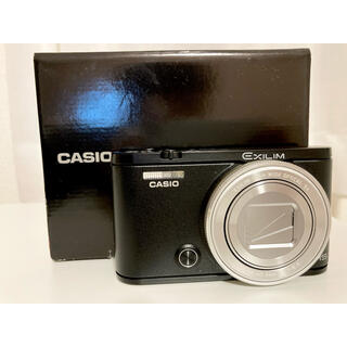 CASIO - CASIO EX-ZR4100 ブラック