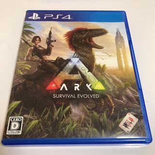 PlayStation4 - ARK:Survival Evolved(アーク:サバイバル エボルブド)