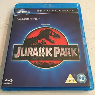 『JURASSIC PARK』海外版 Blu-ray【中古】