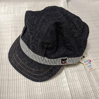 mikihouse - ミキハウスダブルB新品帽子L52-54cm