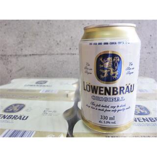 コストコ(コストコ)のレーベンブロイ ドイツビール  330ml x 23缶 21.06/〓YCC(ビール)