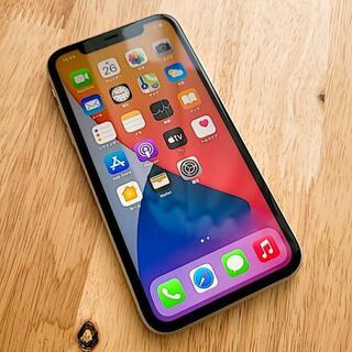 SIMフリー iPhone 11 64GB 本体 ホワイト