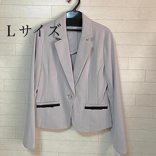 GALLERY VISCONTI - グログランテープリボンつきジャケット サイズ3 ギャラリービスコンティ 新品