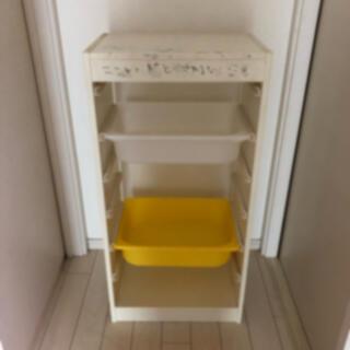 イケア(IKEA)のイケア  トロファスト (収納/チェスト)