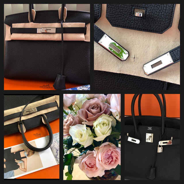 Hermes(エルメス)の超美品エルメス正規品バーキン♡35 レディースのバッグ(ハンドバッグ)の商品写真