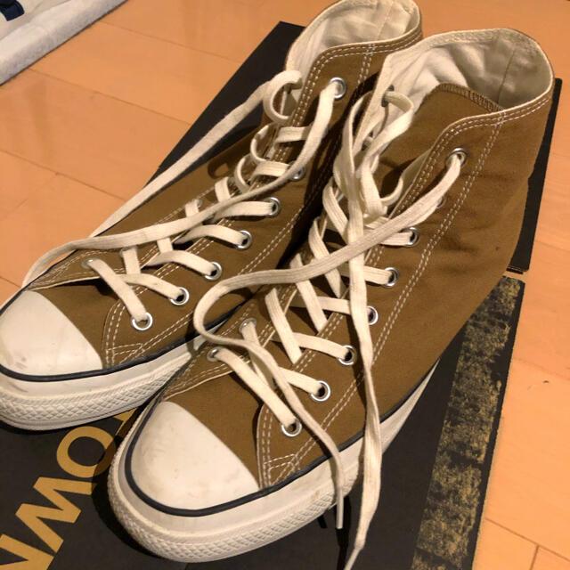 CONVERSE(コンバース)の本日限り【限定セール】コンバース ALL STAR HI  ハイカット 28 メンズの靴/シューズ(スニーカー)の商品写真