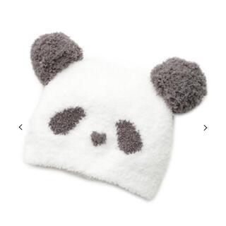 gelato pique - ジェラートピケ【BABY】'ベビモコ'パンダ baby キャップ 帽子
