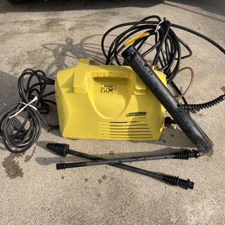 ケルヒャー 高圧洗浄機 掃除 洗車