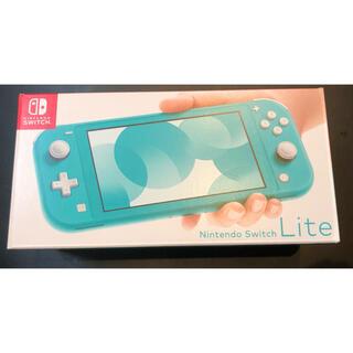 Nintendo Switch - スイッチ ライト ターコイズ Switch
