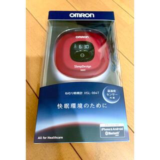 OMRON - 緊急値下げ! オムロン ねむり時間計 omron 睡眠時計 時計