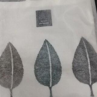 mina perhonen - ミナペルホネン トーストバッグ葉っぱ