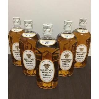 サントリー - 古酒 サントリー 白角 ウイスキー 角瓶 700ml