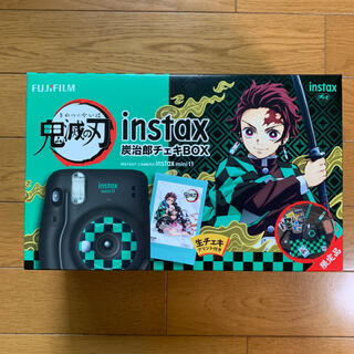 富士フイルム - 鬼滅の刃 チェキ instax mini 11 炭治郎