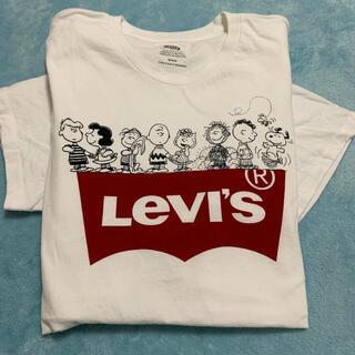 Levi's - Levi's PEANUTS スヌーピー コラボTシャツ