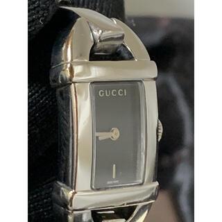 Gucci - ★グッチGUCCIブレスレット腕時計☆美品☆メンテナンス済★