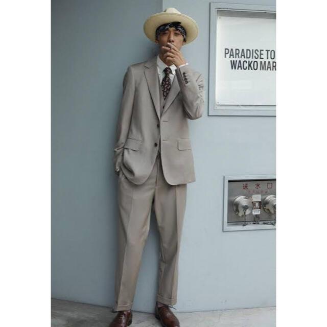 WACKO MARIA(ワコマリア)のワコマリア 天国東京 セットアップ メンズのスーツ(セットアップ)の商品写真