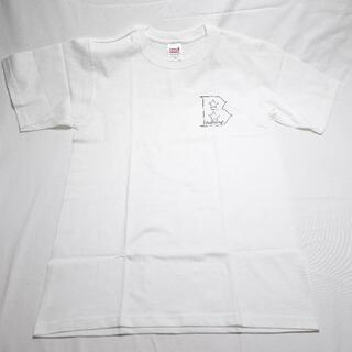 バックドロップ(THE BACKDROP)の[THE BACKDROP] Tシャツ ホワイト メンズSサイズ(Tシャツ/カットソー(半袖/袖なし))