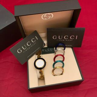 Gucci - GUCCI☆ベゼル腕時計
