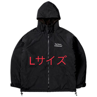 1LDK SELECT - The ennoy NYLON HOODED JACKET Lサイズ