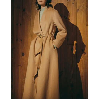 Ameri VINTAGE - アメリヴィンテージ UNDRESSED FRILL COLLAR COAT