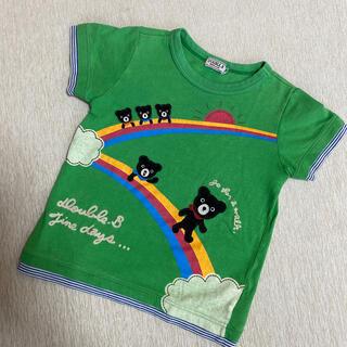 DOUBLE.B - ダブルビー Tシャツ