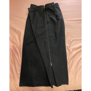 エムエムシックス(MM6)のMM6 ブラックスカート(ロングスカート)