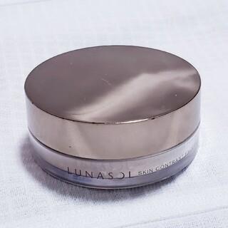 LUNASOL - LUNASOL スキンコントラスト フェースパウダー 01 グロウ おしろい