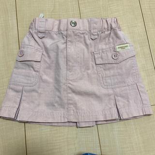 クミキョク(kumikyoku(組曲))の新品未使用 組曲ベビー スカート 90(スカート)