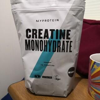マイプロテイン(MYPROTEIN)のマイプロテイン クレアチン モノハイドレート500gノンフレーバー。(アミノ酸)