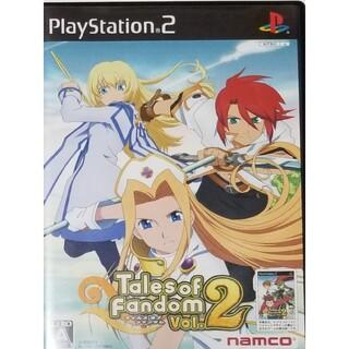 プレイステーション2(PlayStation2)のテイルズオブファンダムvol.2 プレステ2 PS2 プレステソフト(家庭用ゲームソフト)
