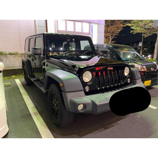 Jeep - jeepラングラー 車体です。