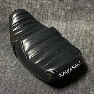 カワサキ - KAWASAKI 刺繍入り! ZRX 400 タックロールシート
