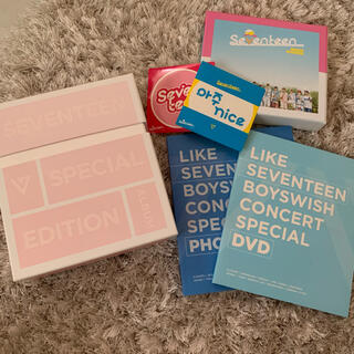 SEVENTEEN - SEVENTEEN special edition DVD