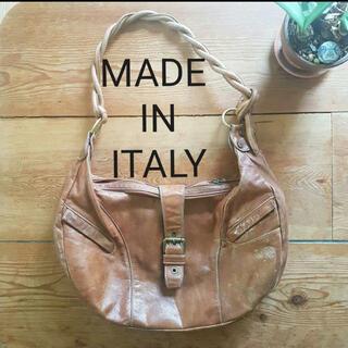 イルビゾンテ(IL BISONTE)の avouid the original Vera felle used bag(ショルダーバッグ)