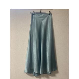 Mila Owen - ナチュビュ サテンスカート グロッシーサテンスカート マーメイドスカート