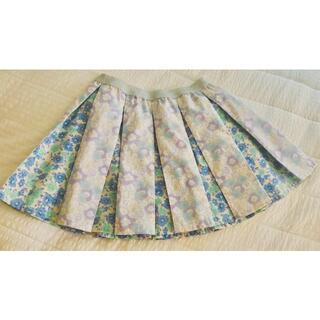 fafa - fafa プリーツスカート140cm