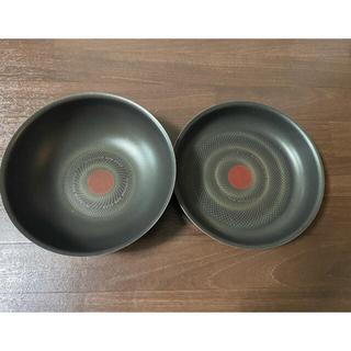 T-fal - ティファール フライパン&ウォックパン【ガス専用】