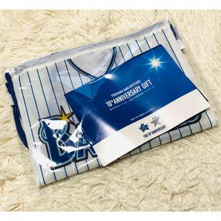 【新品未使用】横浜DeNAベイスターズ誕生10周年記念 ギフトバッグ